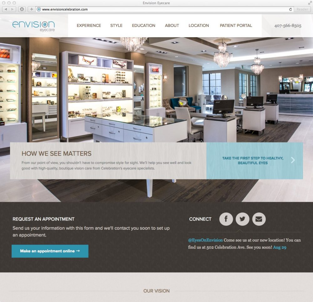 envision-eyecare-website