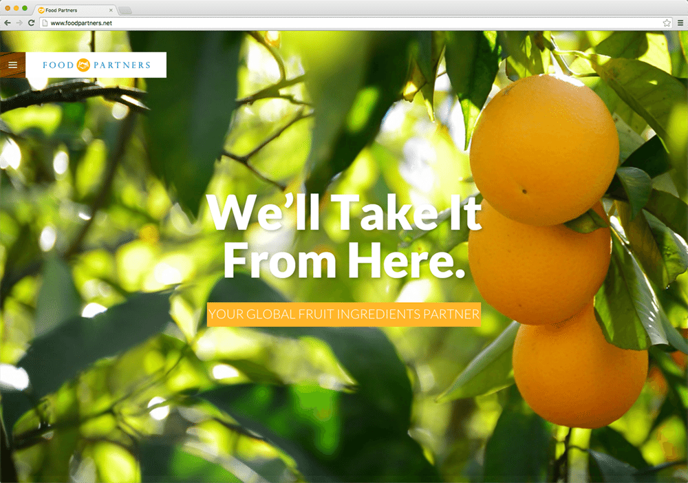 food-partners-website