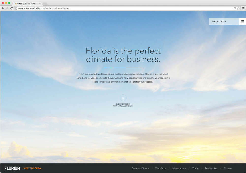 perfect-business-climate-microsite